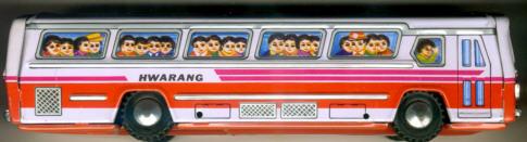Blech Omnibus HWARANG