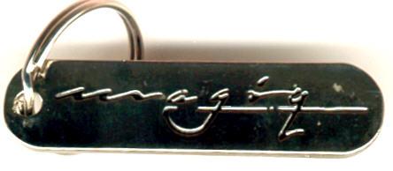 Schlüssel-Anhänger Bova-Magiq