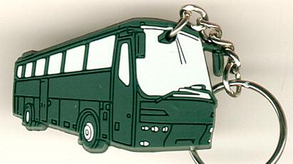 Schlüssel-Anhänger Bova-Bus
