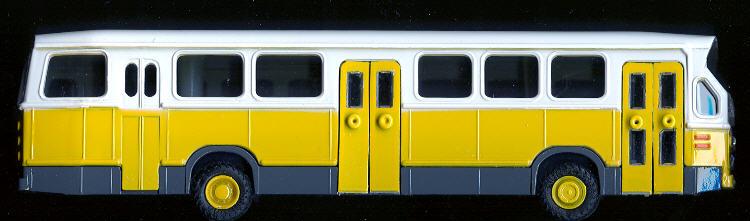 Lion-Toys  DAF-Citybus