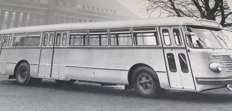 Büssing/Uerdingen TU 10 1957