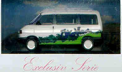 Herpa VW-Bus Caravelle T4 Öko-Van