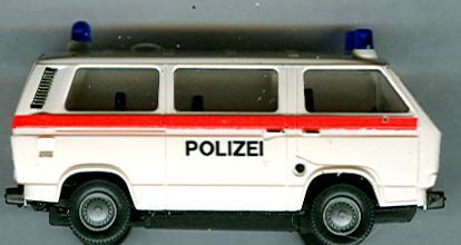 Roco VW-Bus Typ 2 Polizei