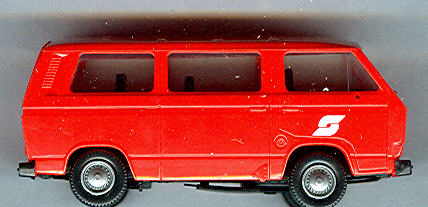 Roco VW-Bus Typ 2 ÖBB