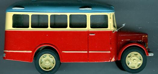 V/R PAZ 651 -  Bj. 1958