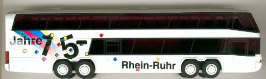 Rietze Neoplan-Megaliner 15 J.NEOPLAN Rhein-Ruhr