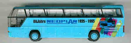 Rietze Neoplan-Cityliner 60 Jahre NEOPLAN - 100 Jahre Omnibus