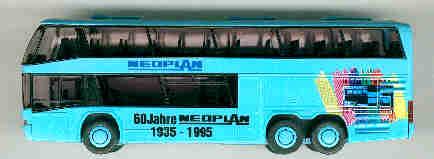Rietze Neoplan-Skyliner 60 Jahre NEOPLAN - 100 Jahre Omnibus
