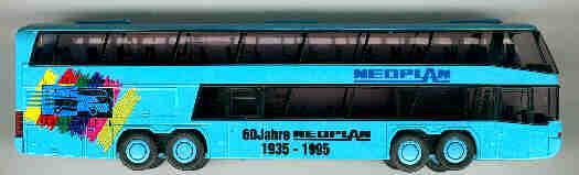 Rietze Neoplan-Megaliner 60 Jahre NEOPLAN - 100 Jahre Omnibus