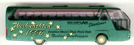 Rietze Neoplan-Starliner Weihnachten 1996/OMS RR