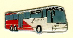 Krawatten-Nadel NEOPLAN-Euroliner N 3316 ÜL