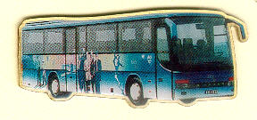 Schlüssel-Anhänger Setra S 315 GT IAA 1998