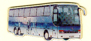 Schlüssel-Anhänger Setra S 317 HDH-3 IAA 1998