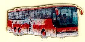 Schlüssel-Anhänger Setra S 319 GT-HD IAA 1998