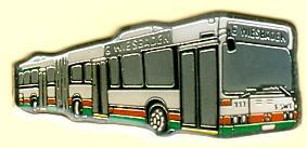 Schlüssel-Anhänger Mercedes Benz MB O 405 CNG -   ESWE