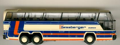 Rietze Neoplan-Cityliner Geissberger-Zürich