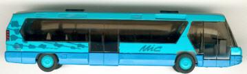 Rietze Neoplan-Metroliner Mic    Neoplan-Werbemodell
