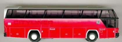 Rietze Neoplan-Cityliner Telma(Werbemodell)Cityliner