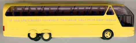 Rietze Neoplan-Starliner - 3-achs. Neoplan-WerbemodellIAA 2002
