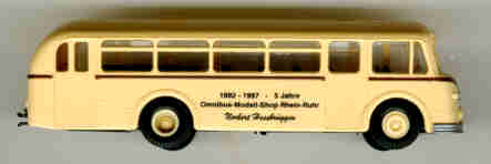 BEKA IFA H6B - Stadtbus 5 Jahre OMS-RR -      E-NH 1