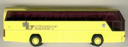 Rietze Neoplan-Cityliner Gütegem.Buskomfort eV. gbk