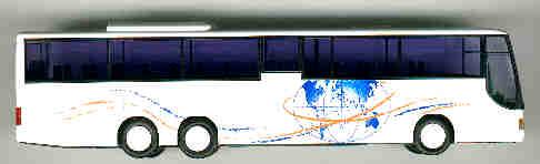 AWM Setra S 317 GT-HD Globus