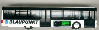 Rietze Neoplan-Centroliner BlaupunktWerbemodell