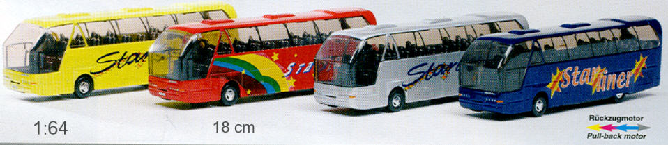 Welly Neoplan-Starliner