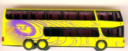 Rietze Setra S 328 DT Setra-Werbemodell      Tour