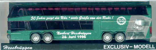 Rietze Neoplan-Megaliner 50 J.NH28.06.1946-1996