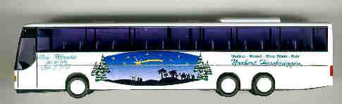 AWM Setra S 319 GT-HD Weihnachten 2000 / OMS RR