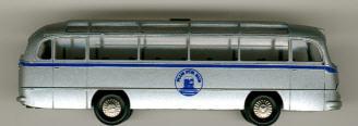 Brekina Mercedes Benz MB O 321 Plus für Bus