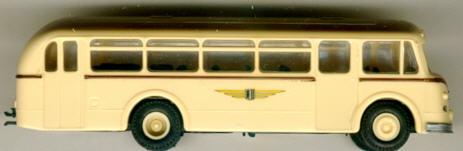 BEKA IFA H6B - Stadtbus Dresden