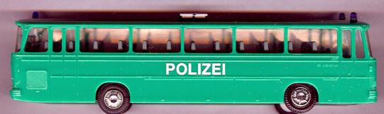 Stettnisch Setra S 150 H POLIZEI
