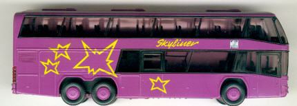 Rietze Neoplan-Skyliner Skyliner (Werbemodell/Sterne