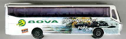 HOLLAND OTO Bova-Bus Bova-Frühjahrsmesse 2002