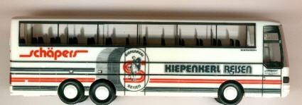 Herpa Setra S 215 HDH Kiepenkerl-Reisen  Exclusiv