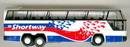 Rietze Neoplan-Cityliner Shortway       >USA,3-achs.<