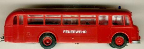 BEKA IFA H6B - Stadtbus Feuerwehr