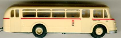 BEKA IFA H6B - Stadtbus BVG,Berlin