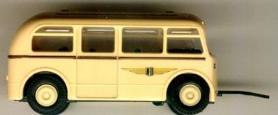 BEKA Bus-Anhänger W701 Dresdner VB