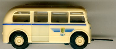 BEKA Bus-Anhänger W701 Leipzig