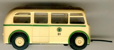 BEKA Bus-Anhänger W701 Eisenach