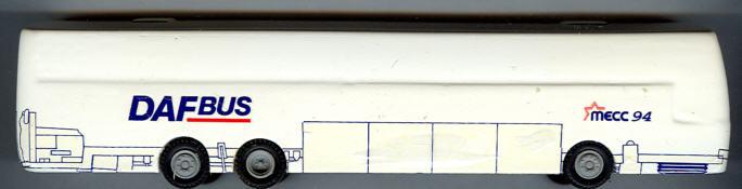 Kunststoff  DAF-Bus DAF-Bus / MECC '94