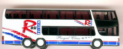 Rietze Setra S 328 DT Rosi-Reisen     Royal Class