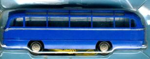 Brekina Mercedes Benz MB O 321 mit Scheinw.+Heckleuchten