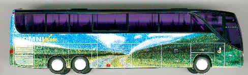AWM Setra S 417 HDH Omniplus  Autokarte