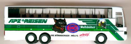 Herpa Setra S 215 HDH APZ-ReisenEHCWolfshöher
