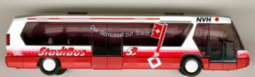 Rietze Neoplan-Metroliner NVH-Stadtbus Öhringen