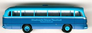 Brekina Mercedes Benz MB O 321 Stadtwerke Wiener Neustadt